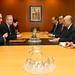 Yukiya Amano meets with US Senators (01911186)