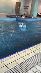 2016-09-23 17.17.11 (jccchou) Tags: okinawa 沖繩 琉球 japan caroline girl kids children hotel swimming pool video