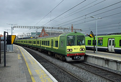 8605/8606 8630/8629 Dublin Connolly (CD Sansome) Tags: 8605 8606 8629 8630 class 8520 8500 howth dublin connolly station dart area rapid transit train trains