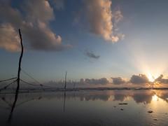 IMG_7414 ~ sinar mentari pagi (alongbc) Tags: sunrise beach reflection sunrays coast coastline seascape shoreline pantaisepat kuantan pahang malaysia travel place trip canon eos700d canoneos700d 700d canonlens 10mm18mm wideangle happyplanet asiafavorites
