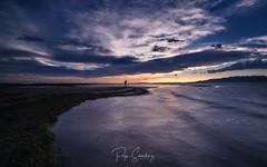 Take a foto (PepinAir) Tags: delta deltadelebre landscape xt3 sun sunrise sunset de l ebre sea coastline beach horizon over water seascape dramatic sky