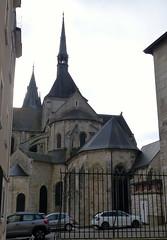 Où? à Blois, Loir-et-Cher: église Saint-Nicolas-Saint-Laumer (Marie-Hélène Cingal) Tags: france baznīca église kirik iglesia church chiesa bažnyčia kirche kostol eliza bloie 41 loiretcher centre