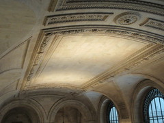 New York Public Library Entrance Hall Lobby 3612 (Brechtbug) Tags: new york public library entrance hall lobby 5th ave facade city interior stairs staircase stone marble 2019 nyc 03122019 art architecture designed by artist sculptor paul wayland bartlett carved the piccirilli brothers was two lions main branch stephen a schwarzman building consolidation astor lenox libraries beaux arts design style