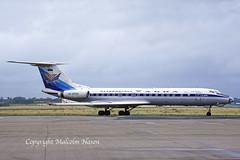 TUPOLEV TU134A RA-65090 KALININGRAD AIR ENTERPRISE (shanairpic) Tags: jetairliner passengerjet tu134 tupolevtu134 shannon kaliniingrad ra65090