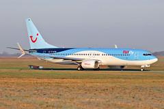 Boeing 737-8K5(WL) - D-ATUN - HAJ - 19.03.2019 (1) (Matthias Schichta) Tags: haj hannoverlangenhagen eddv planespotting flugzeugbilder tuifly boeing 737800 datun