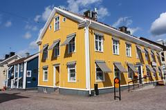 IMG_2663-1 (Andre56154) Tags: schweden sverige haus house gebäude building holzhaus himmel sky wolke cloud sweden vimmerby
