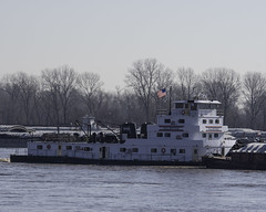 m/vPaulBrotzge_SAF1336 (sara97) Tags: barge copyright©2019saraannefinke mvpaulbrotzge mississippiriver missouri photobysaraannefinke pushboat river saintlouis towboat