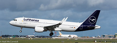 D-AIWC Lufthansa Airbus A320-214(WL) (Niall McCormick) Tags: dublin airport eidw aircraft airliner dub aviation daiwc lufthansa airbus a320214wl