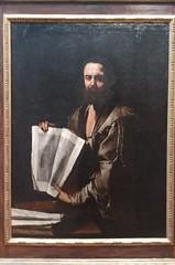 Euclid by Jusepe de Ribera (sftrajan) Tags: jusepederibera painting gettymuseum losangeles california jpaulgettymuseum europeanart spanishart saint arteespañol 17th century siglo xvii