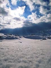 received_586168578515049 (ARGYRO PAPAGEORGIOY) Tags: snow sky blue cold cloud