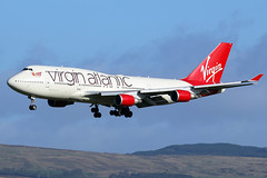 G-VLIP Virgin Atlantic Airways Boeing 747-443 at Glasgow International Airport 23 March 2019 (Zone 49 Photography) Tags: aircraft airliner airlines airport aviation plane march 2019 gla egpf glasgow abbotsinch international scotland vir vs virginatlantic virginatlanticairways virgin atlantic airways boeing747 boeing 747 744 443 gvlip