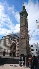 dört ayaklı minare / şeyh mutahhar cami