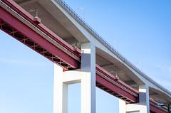Ponte 25 de Abril - April 25th Bridge - Lisbon, Portugal (Bela Lindtner) Tags: lisbon lisboaregion portugal pt lindtnerbéla belalindtner nikon d7100 nikond7100 nikkor 18105 nikkor18105 nikon18105 lisboa lisszabon portugália ponte25deabril bridge april25thbridge architecture