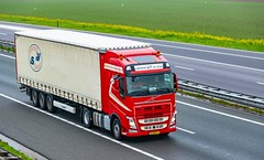 Truck Spotting on the A29 @ The Shell Services Numansdorp,  Direction Bergen Op Zoom Holland 02/04/2019. (Rab,Driver of P300NJB @Grampian Continental..) Tags: truckspottingnetherlands netherlands hollandtruckspotting truckspotting trucks a29