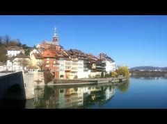 ViaRhenana 7 (Beat09) Tags: rhein rhine rheinufer laufenburg altstadt oldtown fluss river