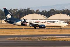 Aeromexico Boeing 737-800 N950AM MMMX 07APR19 (FelipeGR90) Tags: 737nextgeneration aicm ciudaddemexico mexicocity 737 737800 737ng 738 aeromexico am amx b737 b738 boeing cdmx mex mexico mmmx n950am