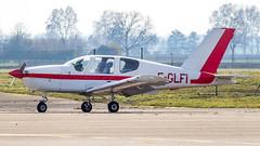 Socata TB-9 F-GLFI Aeroclub Les Ailes Mosellanes (William Musculus) Tags: plane spotting aviation airplane william musculus socata tb9 fglfi aeroclub les ailes mosellanes strasbourg entzheim lfst sxb