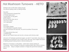 Today's kitchen adventure (Robin Penrose) Tags: iphonephotos cooking recipe appetizers lunch side delish keto almondflour fatheadcrust mushroom food 201812 ps6 adaptation project365 365the2018edition