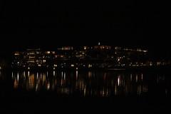 IMG_0013 (Benny Hünersen) Tags: kolding december 2018 reflexion reflection spiegelung spejling sø lake nacht nat night aften lys lights