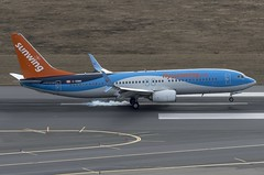 C-GQWH / Boeing 737-8K5(W) / 38107/3997 / Sunwing Airlines (A.J. Carroll (Thanks for 1 million views!)) Tags: cgqwh boeing 7378k5 737800 737 738 381073997 cfm567b27 sunwingairlines drbm c0712c toronto pearson cyyz yyz 33l
