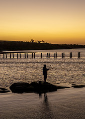 (Quick Shot Photos) Tags: bellarine canon cliftonsprings jetty oldpier sunset victoria australia au