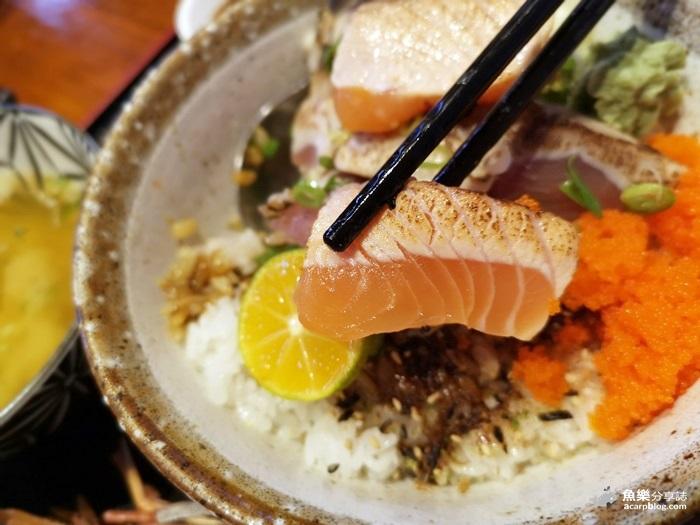 【宜蘭礁溪】樂山溫泉拉麵|泡腳吃拉麵|炙燒海鮮丼平價美味 @魚樂分享誌