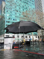 2019 Big Umbrella Academy in Bryant Park NYC 1325 (Brechtbug) Tags: big umbrella bryant park nyc 2019 february 02132019 new york city 6th avenue near 42nd st behind public library midtown manhattan the academy netflix tv series comic book based starting friday 15th bumbershoot umbrellas