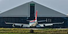 Cargolux   B747-467(F)   LX-GCL (Maltese_Knight) Tags: b747 boeing b747400f jumbo queen cargo freighter lmml