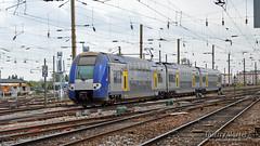 Z 24523/24 (312), Amiens - 28/04/2014 (Thierry Martel) Tags: z24500 amiens automotrice sncf