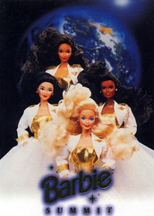 1990 Summit Barbie (Barbie Collectors Guide '90s) Tags: barbie 1990 summit teresa christie marina kira