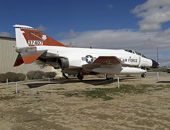 NF-4C Phantom 63-7407 AFFTC (JimLeslie33) Tags: 637404 f4 f4c afftc usaf aviation mcdonnell fighter phantom