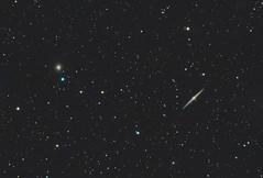 Needle Galaxy wide field (SteedJoy) Tags: galaxies deepsky