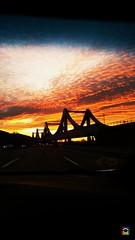 Bridge. Puente. (ldomenech33) Tags: sol sun atardecer sunset bridge puente carretera