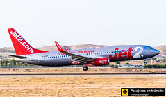 Boeing B737 Jet2 Alicante G-JZHP (Ana & Juan) Tags: airplane airplanes aircraft airport aviation aviones aviación boeing 737 b737 jet2 jet2com landing alicante alc leal spotting spotters spotter planes canon closeup sunset