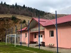 CS Păltiniș Rașinari (Peter R Miles) Tags: păltiniș rașinari cs baza sportiva arena groundhopping fih3 sibiu2019 transylvania