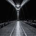 Puente Plentzia B&W - Plentzia bridge B&W