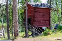 Pinxinmäki,  Aitta (nousku) Tags: suomi finland sysmä tamron buildingsarchitecture