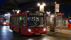Tottenham Challenger (londonbusexplorer) Tags: goahead london adl enviro 200 dart sen38 sde13 ads03 sk07hlo 192 tottenham hale enfield tfl buses