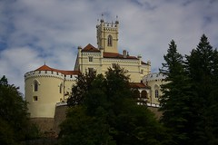 Trakošćan Castle / Замъкът Тракошчан (mitko_denev) Tags: хърватска загоре croatia zagorje hrvatska dvorac castle замък burg schloss trakoscan тракошчан