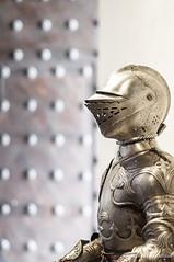 Segovia (sgarzulino) Tags: nokon 50mm spain segovia war man weapon medieval historical knight