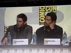 Jensen Ackles & Misha Collins Comic Con 16a (jfer21) Tags: comiccon16 supernatural theflash supergirl legendsoftomorrow riverdale jensenackles mishacollins daysofourlives smallville olympusem5