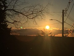 Random Photos! - The Rising sun! (Polterguy40) Tags: sunlight sunrises sunrise sun massachusetts medford random