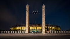 Olympiastadion   Berlin (heikokundephotography) Tags: 2017 berlin ostern sony olympiastadion alpha 7ii architektur stadion fussball