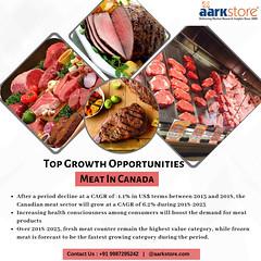 Top Growth Opportunities_ Meat In Canada (charanjitaark) Tags: meatmarketsinthecanada meatincanada meatmarketsize meatindustrygrowth agricultureandfoodmarket foodandbeveragemarket