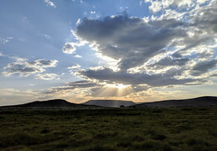 The Serengeti (Mark Vukovich) Tags: scenery africa serengeti national park tanzania clouds sky sunset sun