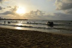 Atardecer en Coveñas (camiloadolfozabala) Tags: nikond3400 coveñas colombia sunshine sunset
