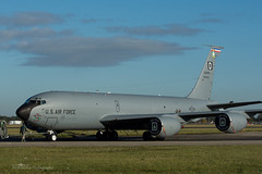 USAF, Boeing KC-135R (59-1513) 'The Reluctant Dragon', 351st ARS/100th ARW (mattmckie98) Tags: aircraft aviation airforce usaf us military mildenhall rafmildenhall tanker kc135 nikon