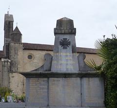 Saint Martin-de-Hinx, Landes (Marie-Hélène Cingal) Tags: france sudouest aquitaine nouvelleaquitaine 40 landes saintmartindehinx
