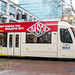 Panning A Passing Trimet MAX Red Line