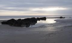 DSC08993A (simonbalk523) Tags: seascapes sunset hastings sussex tide sea beach photography sony longexposure landscapes